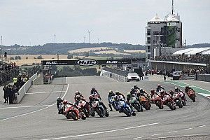 Aplazado el Gran Premio de Alemania de MotoGP