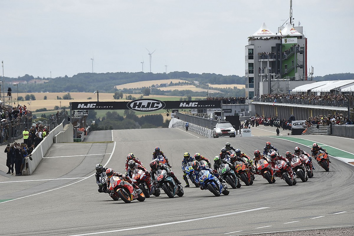 German MotoGP round postponed