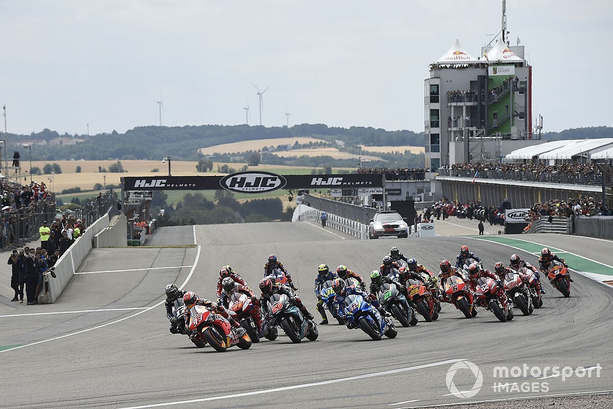 Le MotoGP écarte l'option des week-ends de 2 courses