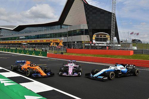 GALERI: Suasana persiapan GP Inggris Raya