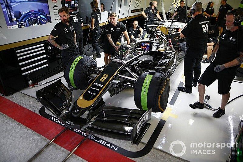 Las mantas térmicas al final seguirán en la F1