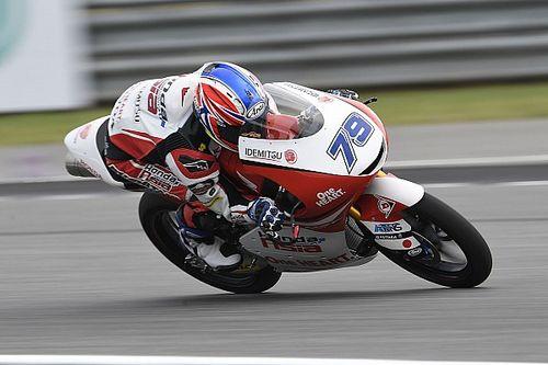 Moto3, Buriram, Libere 3: sul bagnato svetta Ogura