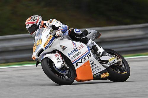 Moto 2 Misano: Bendsneyder P23, Di Giannantoniopakt eerste pole