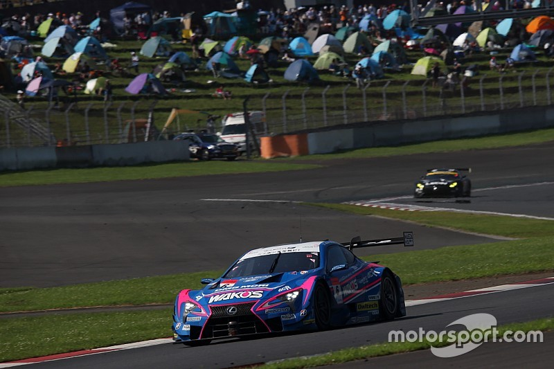 Why Lexus team escaped penalty for safety car pitstop