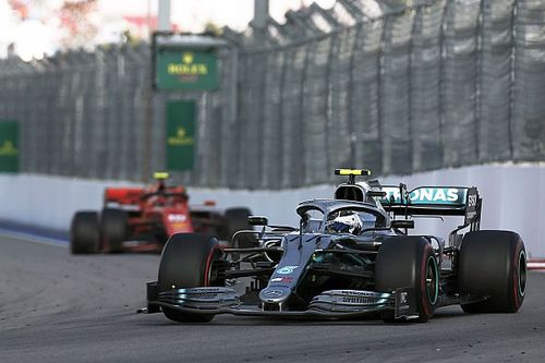 """Bottas: Ferrari VSC was """"miracle"""" Mercedes hoped for"""