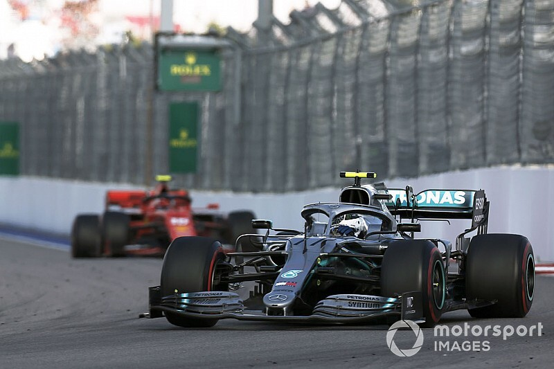 "Mercedes: safety car virtual da Ferrari foi ""milagre"" e ""crucial"""