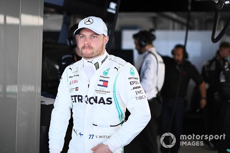 """Bottas: """"Upgrade Mercedes aardige stap vooruit"""""""