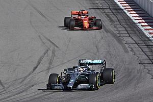 Ferrari-megoldást kaphat a 2020-as F1-es Mercedes