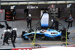 Sponsor questions Kubica's Russian GP retirement