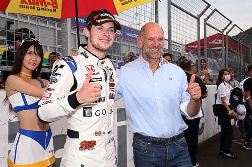 Newey: Okayama podium makes up for 'bad luck'