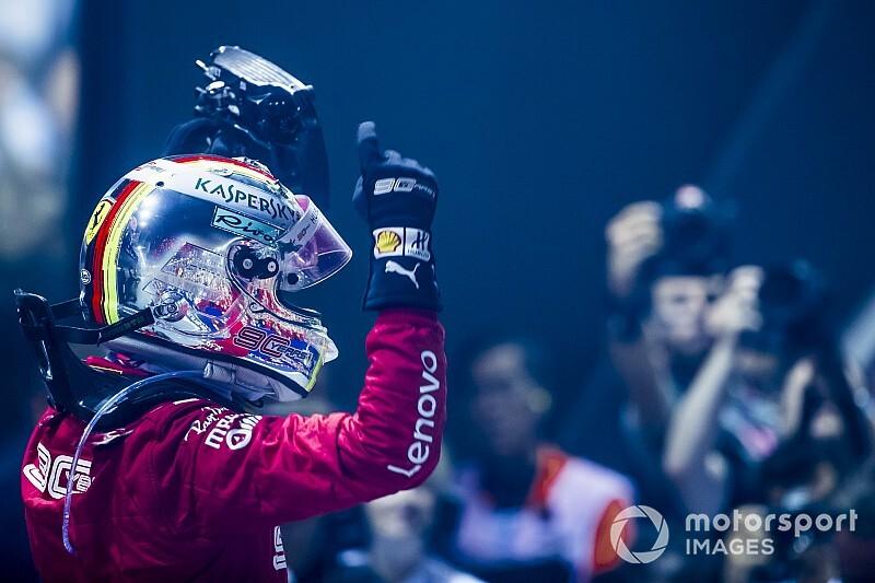 Vettel szerint még mindig nem a Ferrari a legjobb autó