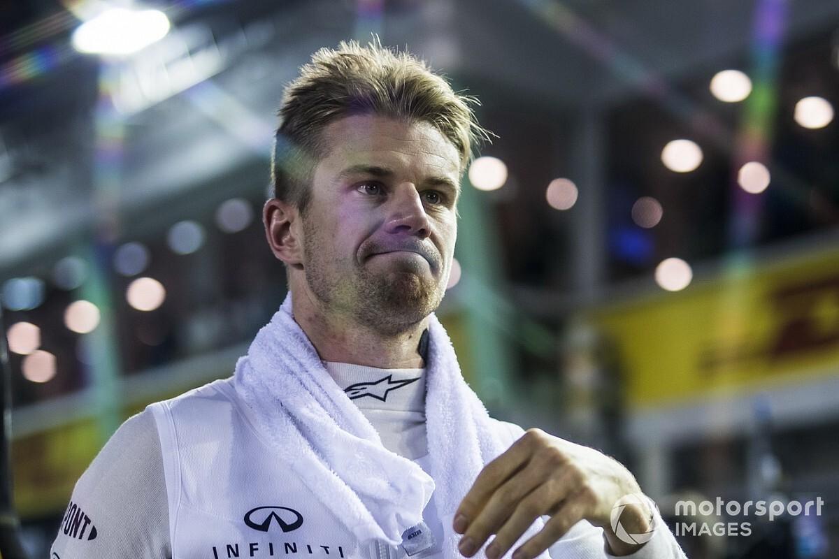 """Hülkenberg kissé """"kiakadt"""": azt akarod, hogy a Formula E-be menjek?!"""