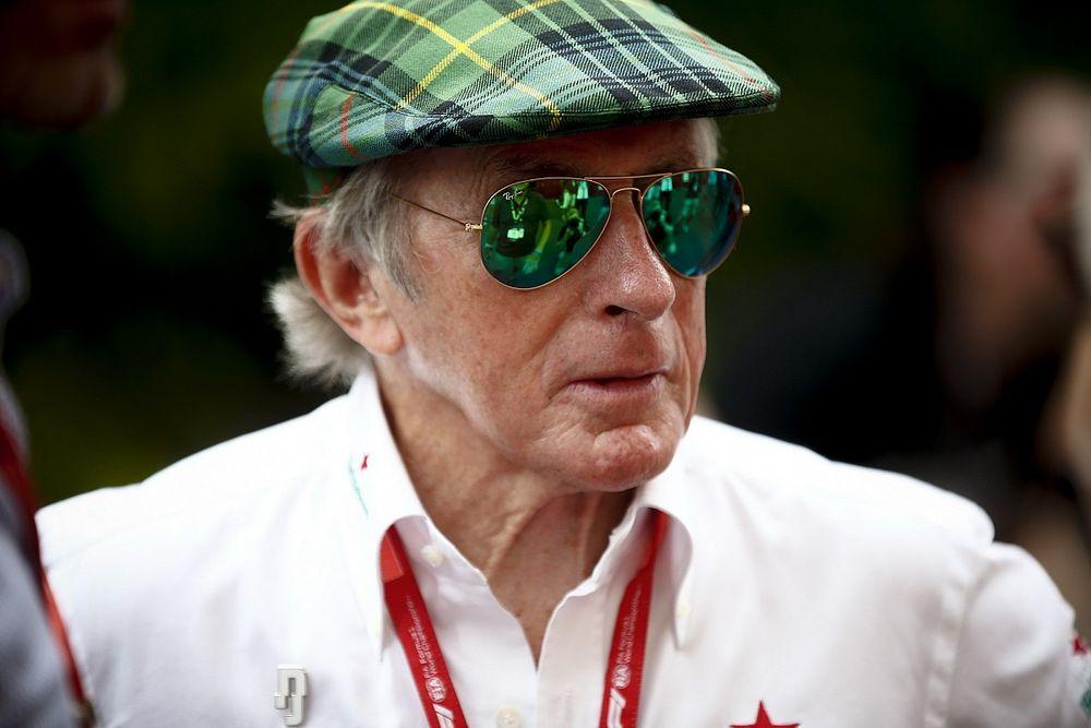 Jackie Stewart szerint Verstappen még nem nőtt fel eléggé a világbajnoki címhez