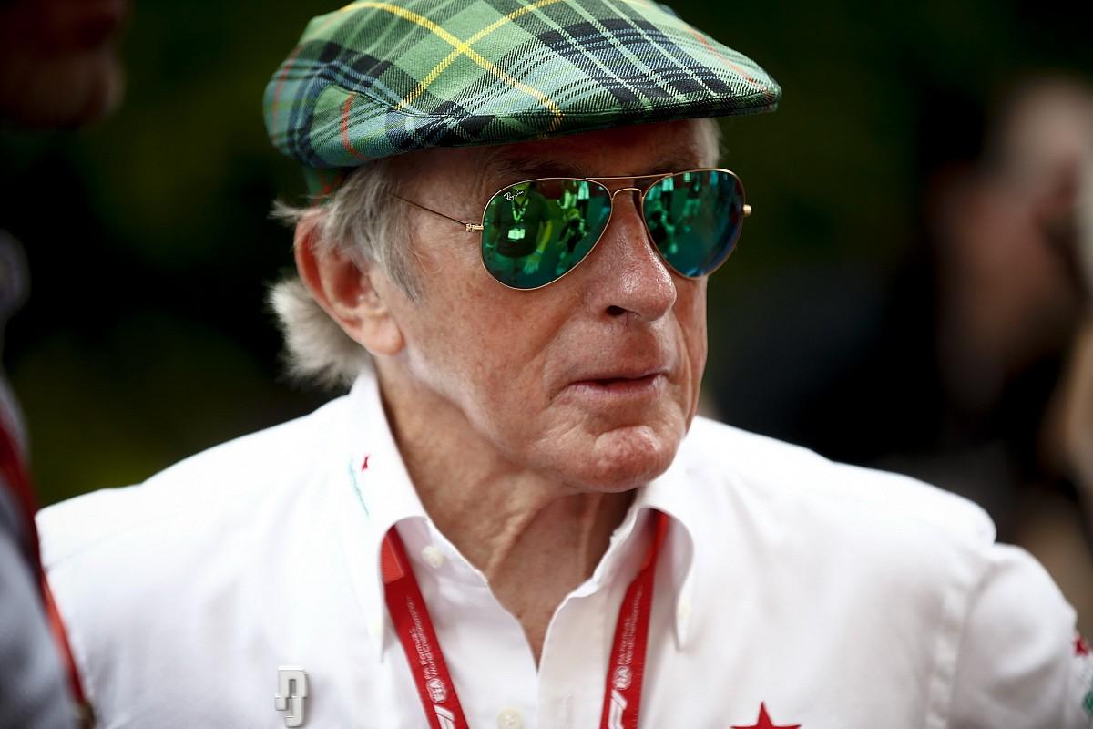 Hogyan kapcsolódik egymáshoz Sir Jackie Stewart és Indiana Jones? – hát így...