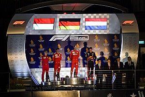 TABELA: Mesmo derrotado, Leclerc empata com Verstappen e chega à 3ª posição do campeonato