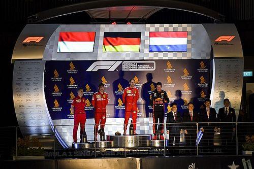 Mondiale Piloti F1 2019: Leclerc sale al terzo posto