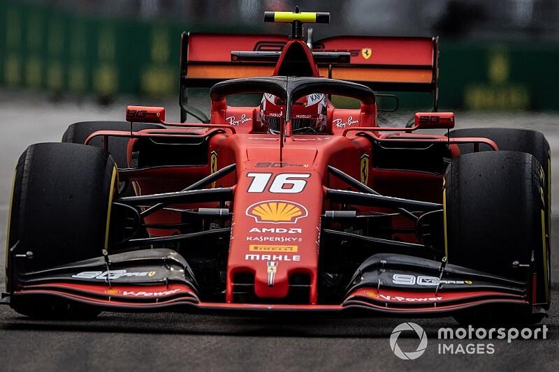 EL3 - Leclerc avec sérénité, Red Bull trop discret?