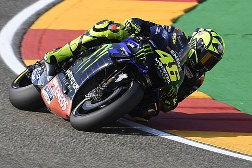 "Rossi doesn't understand ""bad"" Aragon GP pace"