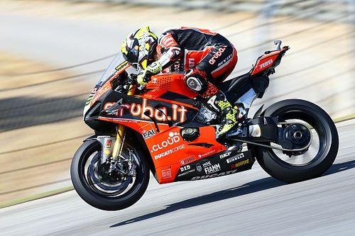 """Bautista """"lucky"""" not to crash after Davies lunge"""
