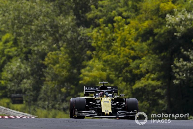 Ricciardo partira dernier sur la grille en Hongrie
