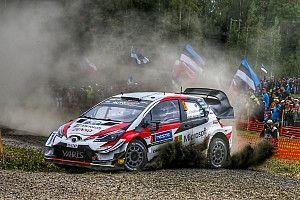 WRC: Tanak vince al Rally di Finlandia e va in fuga nel Mondiale