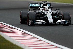 F1ハンガリーFP3:ハミルトン首位も、3チームが拮抗か。フェルスタッペン2番手
