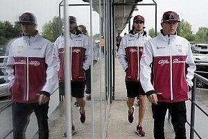 Räikkönen megint hozta a kötelezőt az Alfa Romeónál, a Hungaroringen is