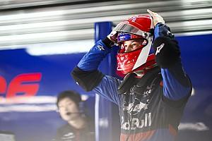 Реакция: что значит для Квята еще один сезон в Toro Rosso?