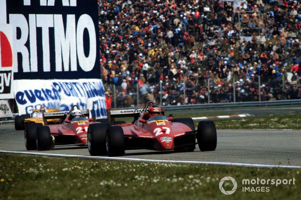 F1 tarihinde bugün: Pironi hayatını kaybediyor