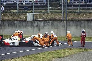 【ギャラリー】互いの思いが交錯する瞬間……F1における同士討ちの歴史を振り返る