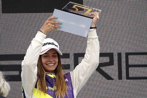 Norisring W Series: Garcia scores maiden victory
