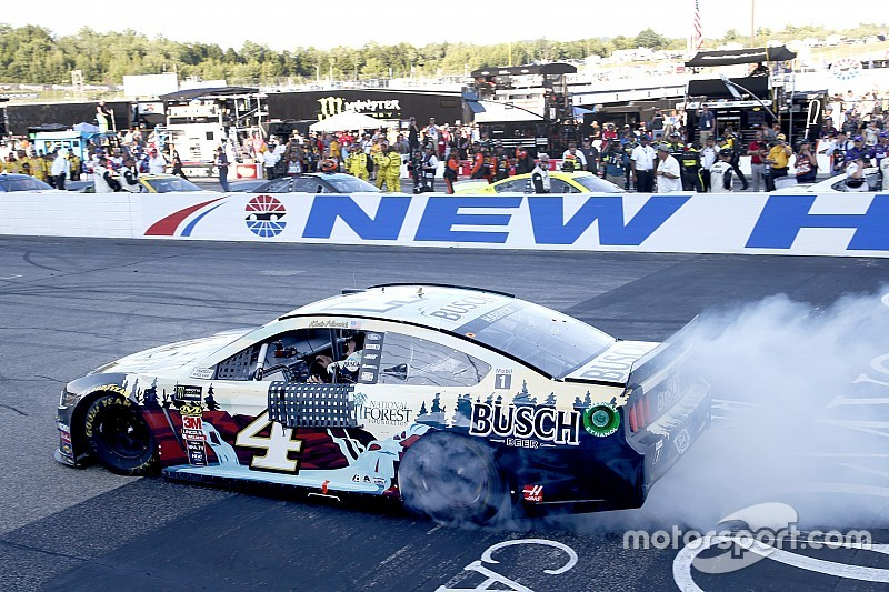 """Kevin Harvick: """"Confidence is never anything that we will lack"""""""