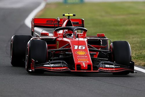 "Leclerc no longer ""intimidated"" to adapt Ferrari to his style"
