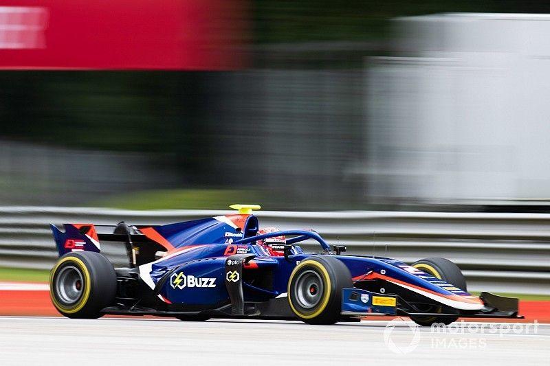 Monza F2: Matsushita wins, de Vries last-to-third