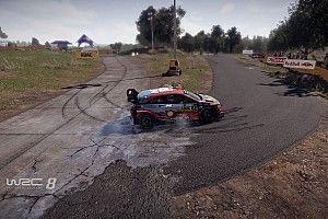 Realidad virtual para mejorar la seguridad en el WRC