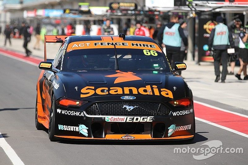 The Bend Supercars: Randle fastest in additional drivers session