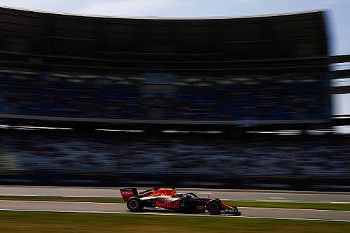 F1ドイツGP予選速報:ハミルトンPP。レッドブルのフェルスタッペンが2番手獲得