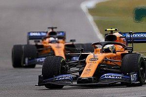 McLaren y Renault rastrean la causa de la falla de Norris