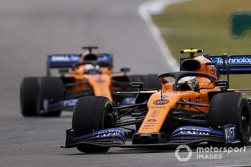 McLaren e Renault divulgam causa de falha de motor de Norris no GP da Alemanha