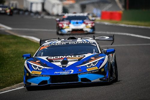 Super Trofeo Europe: Kroes, Afanasiev take points lead at Spa