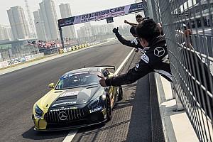 Alex Fontana: Sieg und Tabellenführung in der China GT
