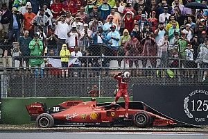 """Leclerc : """"Il faut que j'apprenne de ces erreurs"""""""