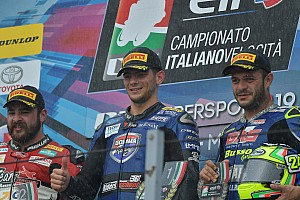 CIV Supersport, doppietta e leadership di Gabellini