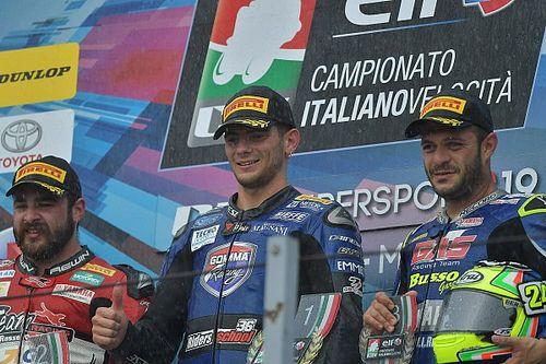 CIV Supersport, doppietta e leadership di Gabellini