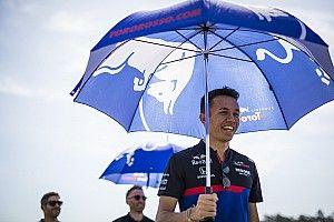 Almanya GP'de yağmur bekleniyor