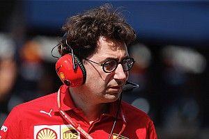 Бинотто раскрыл детали поломок Ferrari и пообещал все починить