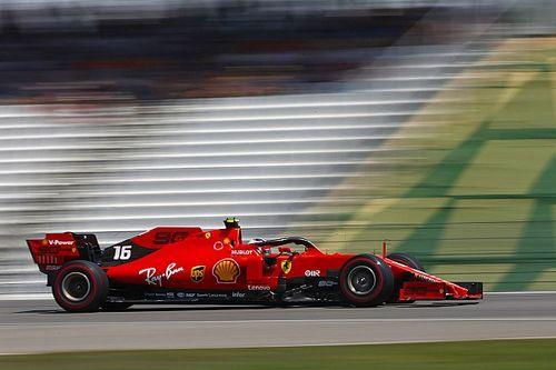 F1ドイツFP3:フェラーリが速さを維持し予選へ。フェルスタッペンは2番手