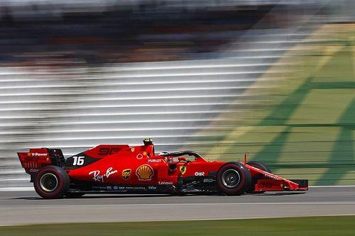 Leclerc parece imbatible antes de la clasificación de Alemania