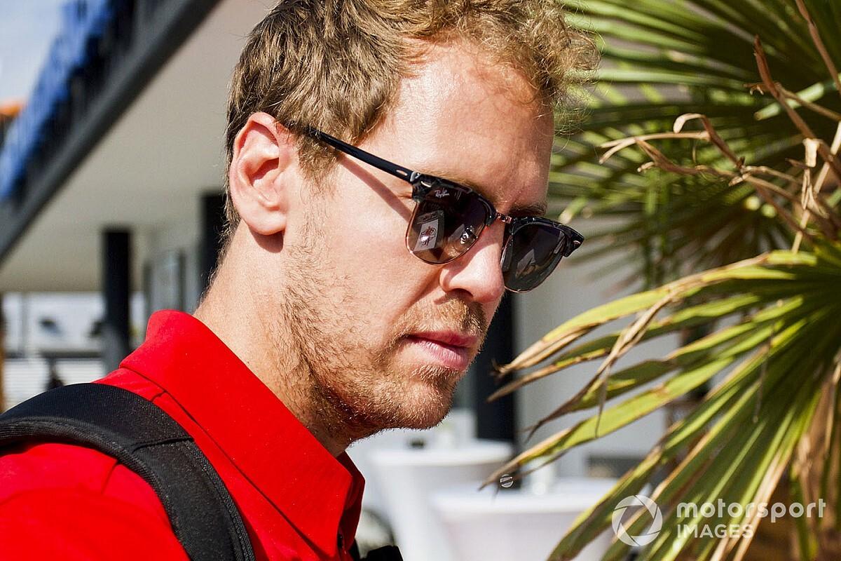 """Carlin: """"Vettel'in yapabileceği en kötü şey orta gruptaki bir takıma gitmek olur"""""""