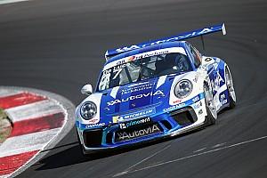 Carrera Cup Italia, AB Racing si coccola Monaco e De Luca dopo Vallelunga